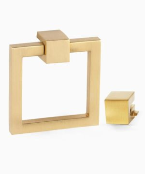 square ring mount cabinet pulls from emagn designs